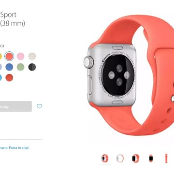 Apple Watch esaurito 6