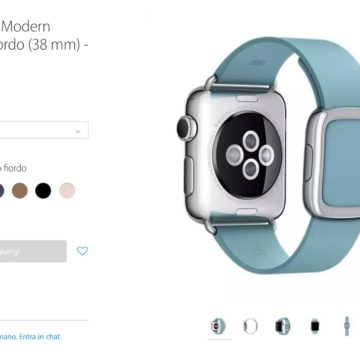 Apple Watch esaurito 9