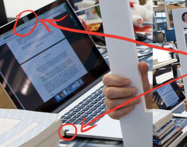 Zuckerberg privacy analogica tappa la webcam con nastro adesivo  Macitynetit