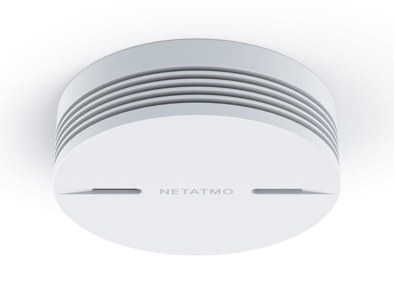 CES2017 Netatmo Smart Smoke Alarm il rilevatore di fumo per la casa  Macitynetit