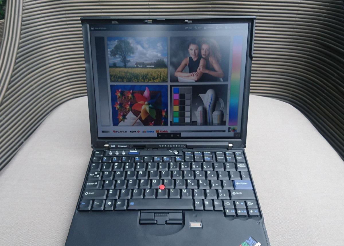 A volte ritornano: X62 è il Thinkpad nato a Shenzen - Macitynet.it
