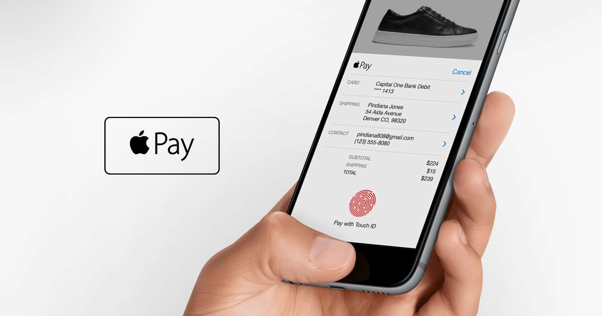 Apple Pay in belgio - foto apple pay