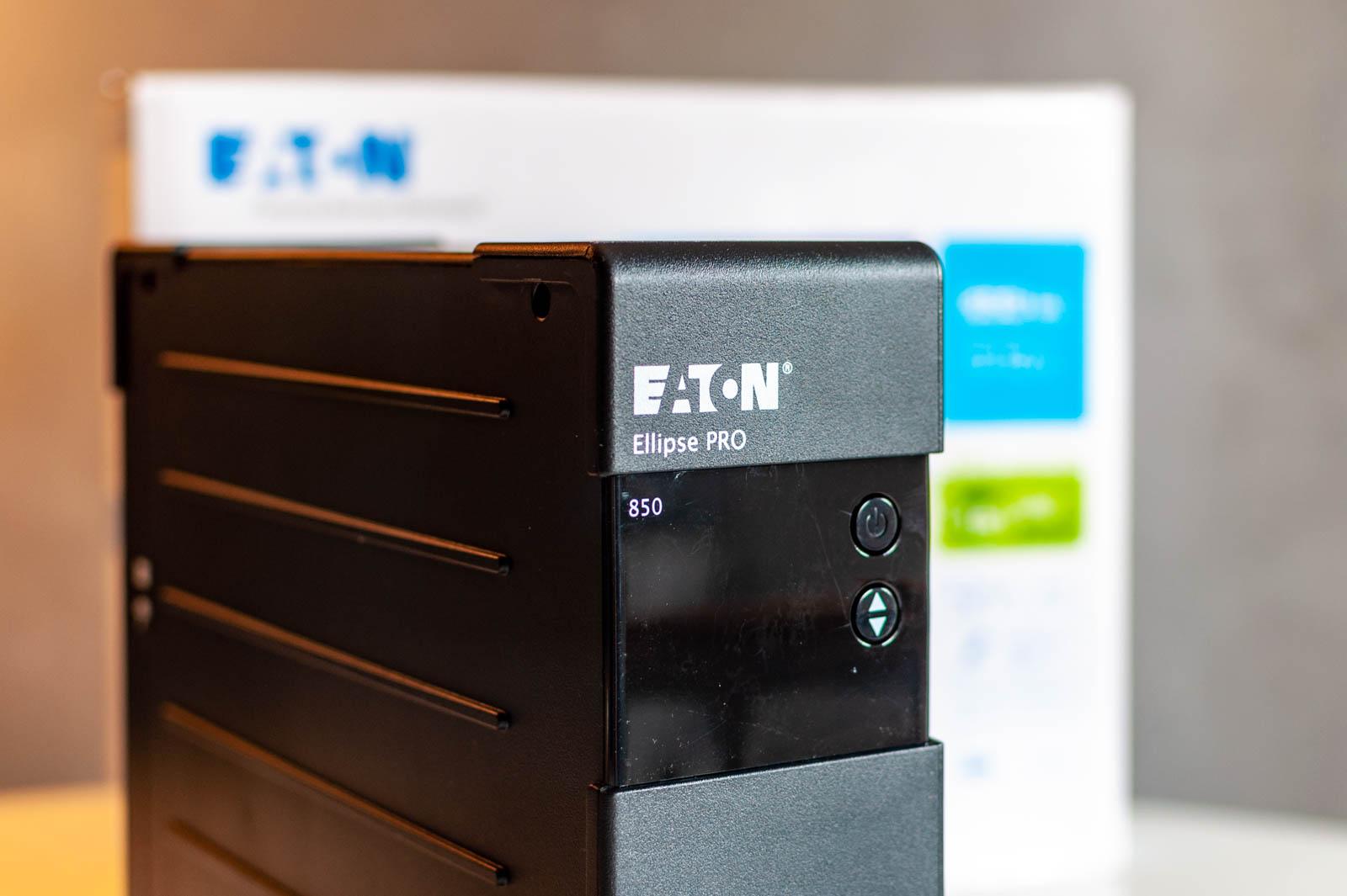 EATON Ellipse Pro 850, l'UPS alla prova del Mac