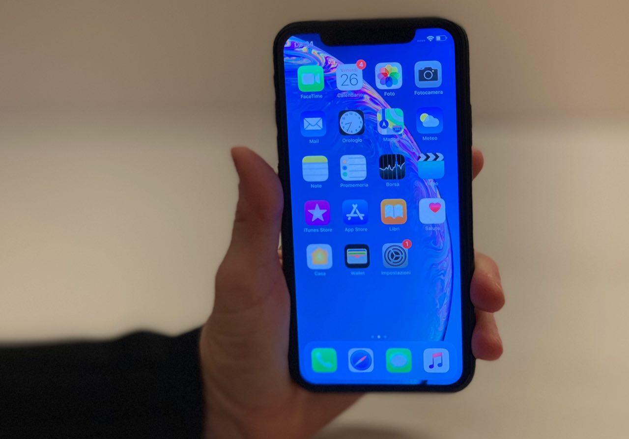 Recensione iPhone XR: schermo, fotografie ed ergonomia alla prova
