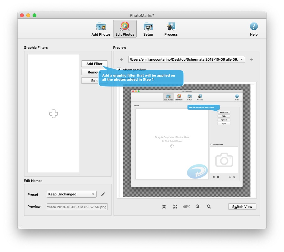 Recensione PhotoMarks, il software per il watermark delle foto semplice e rapido