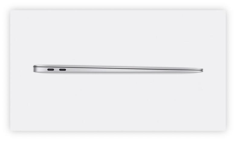 Apple presenta il nuovo Macbook Air 2018 con Retina Display