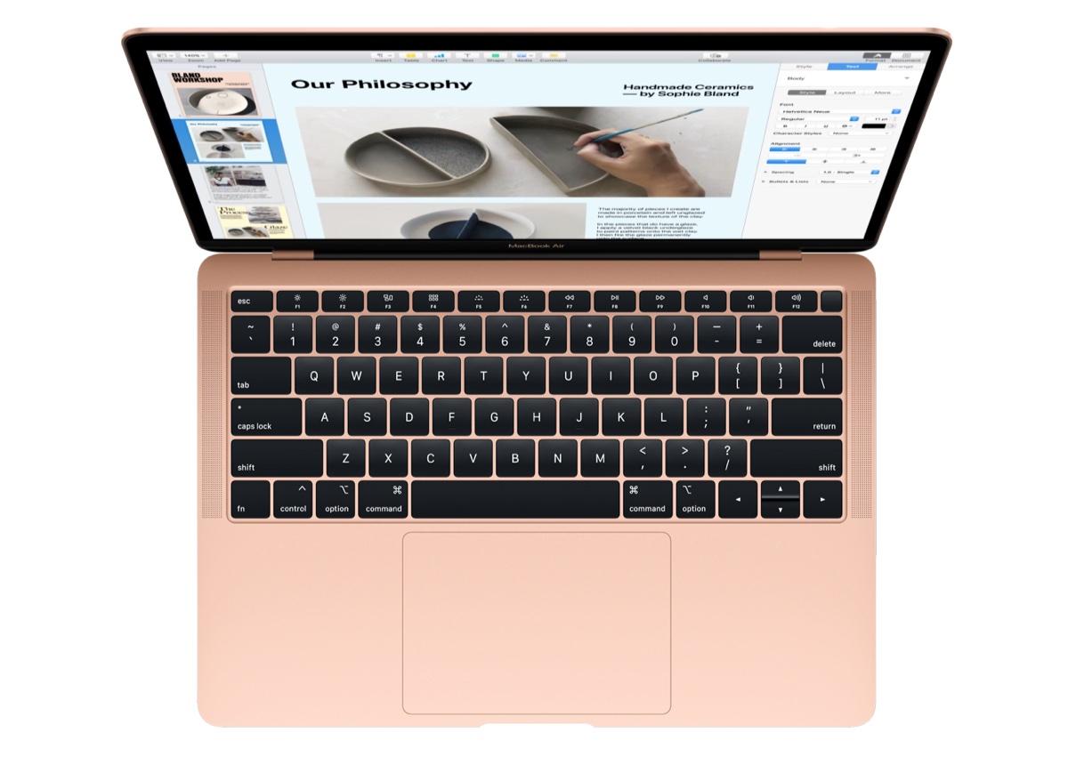 Prime recensioni MacBook Air 2018, meno veloce del previsto ma è il Mac giusto per molti