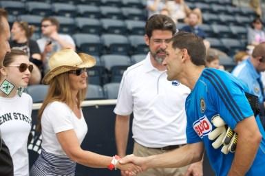 Meeting Rob Vartughian, Goalkeeper Coach