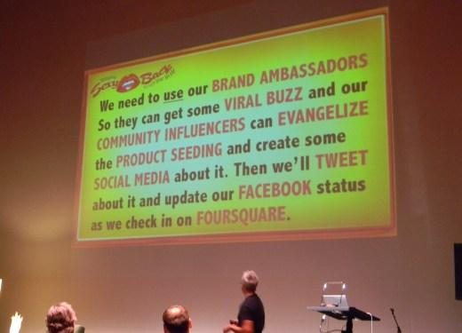 Brand advocates, fans, brand advocacy