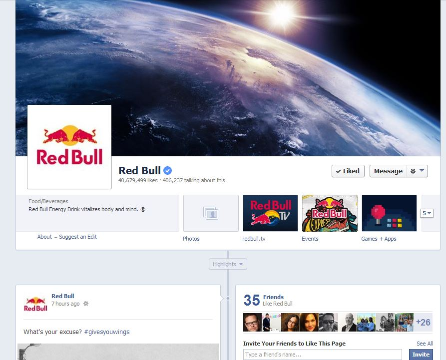 energy drink marketing plan examples