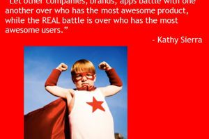Your Job as a Content Marketer is to Create Superheroes