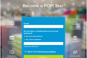 How The Container Store's POP! Customer Loyalty Program is Driving New Business With Data