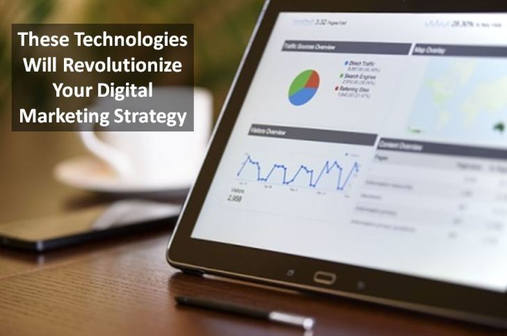 Emerging Technologies Impacting Your Digital Marketing Strategy