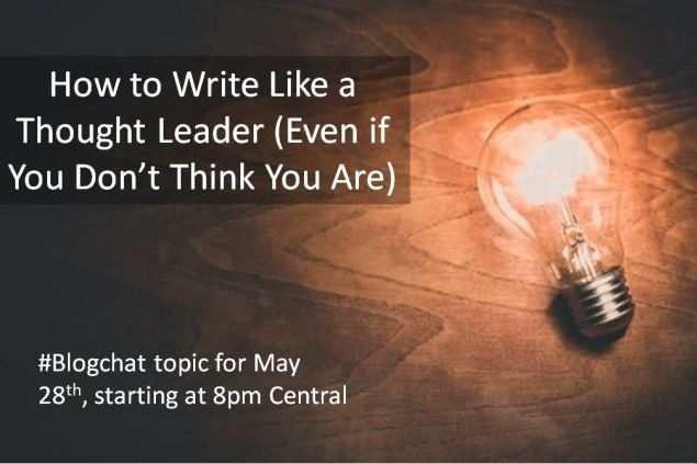 How to write like a thought leader