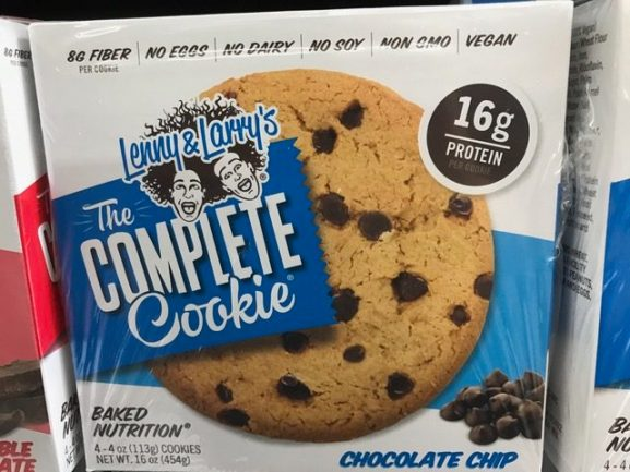 Lenny and Larry's cookies brand ambassador program
