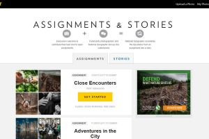 """Case Study: National Geographic's """"Your Shot"""" Photography Community"""