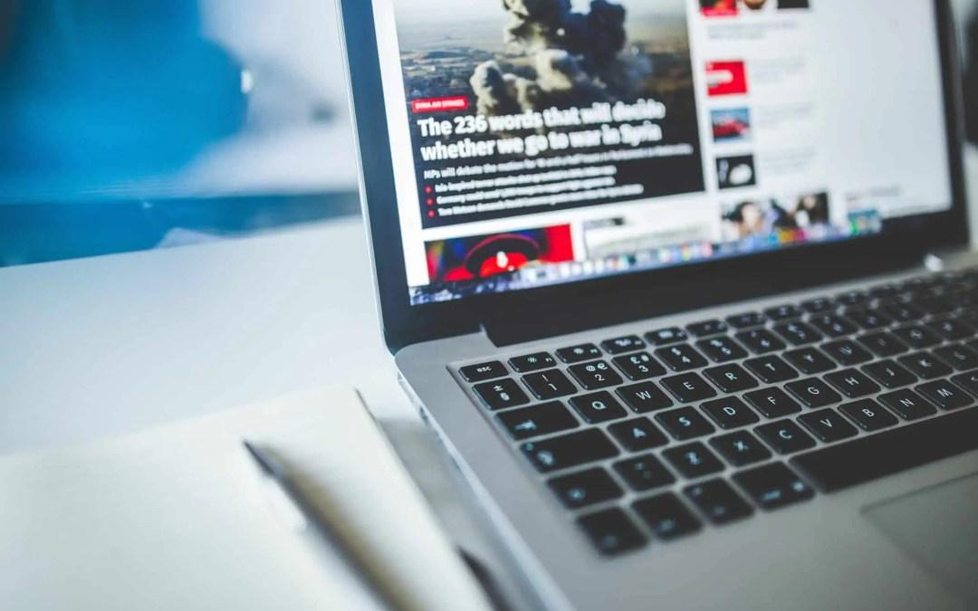 Synka alla dina bokmärken mellan webbläsare