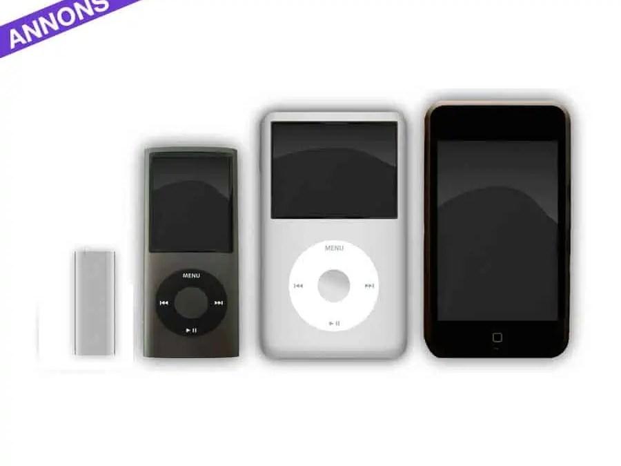 iPod – en mediaspelare med många fördelar