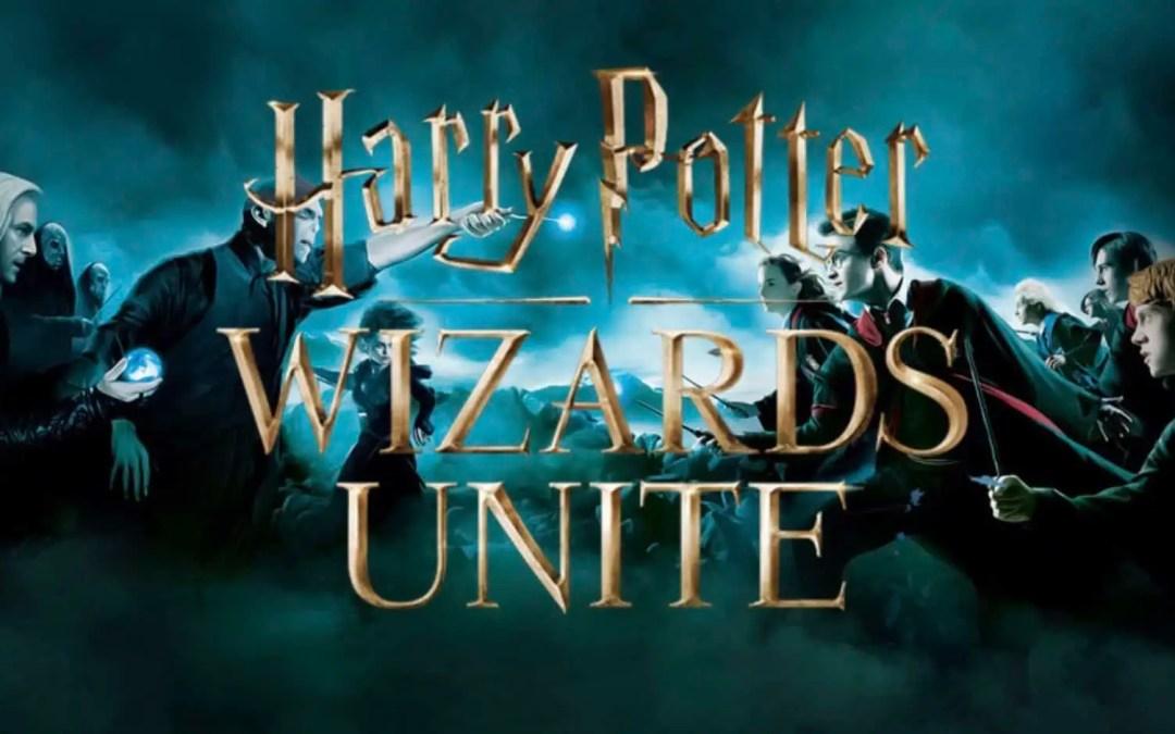 Wizards Unite: Här är det som är nytt i den nya versionen