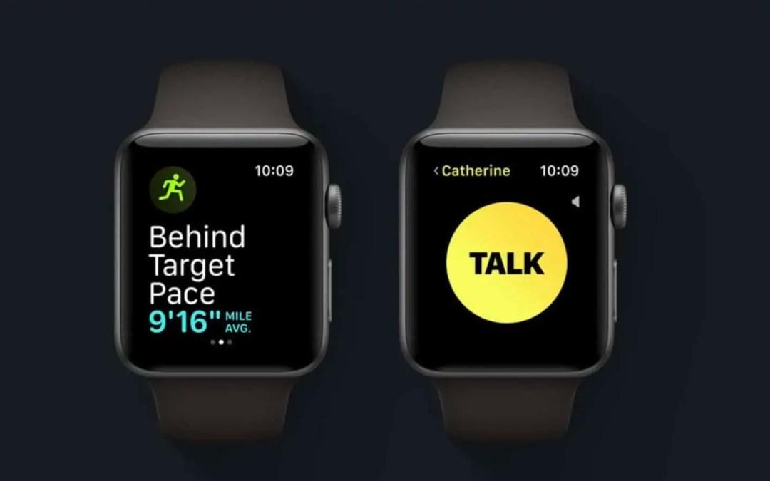 Apple stoppar Walkie Talkie-appen