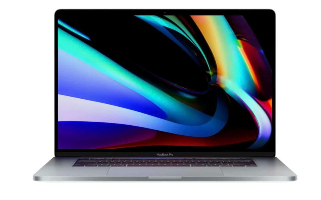 Här är Apples nya MacBook Pro 16-tum