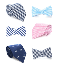 PREPPY TIES FOR THE GUYS - Design Darling