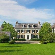Gil Schafer House Plans