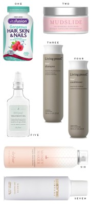 favorite hair products - design