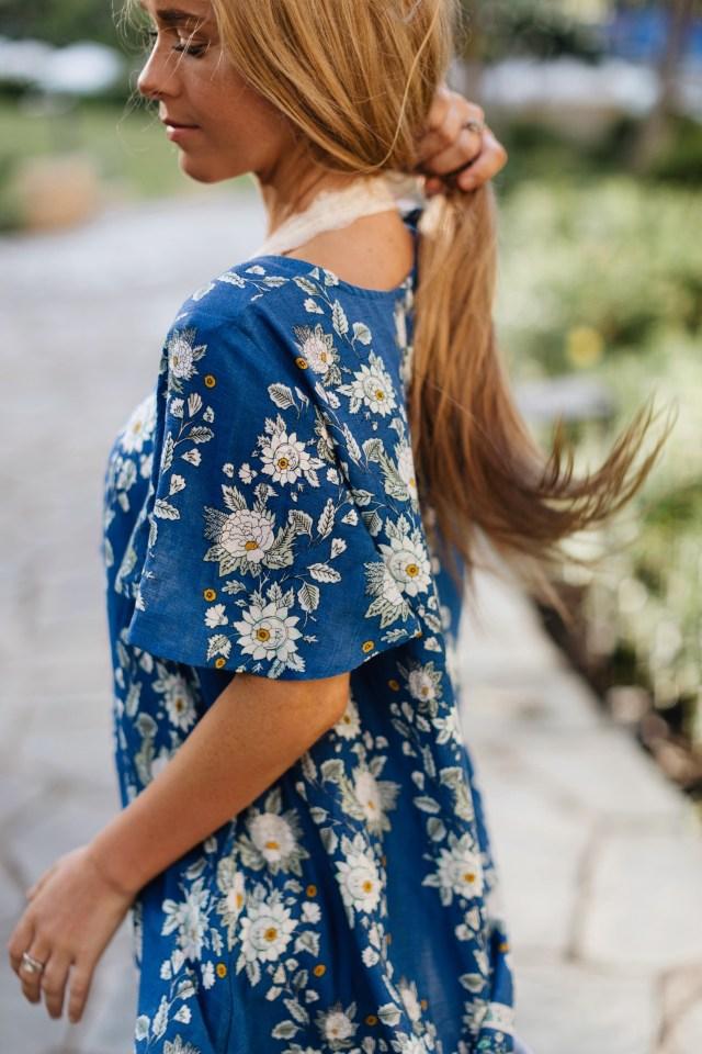 mackenziekendall blog | brunch of blooms cruise mumu dress