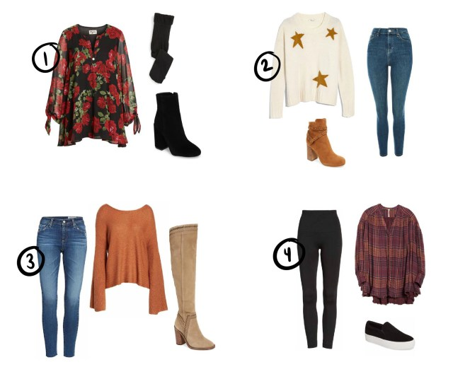 thanksgiving outfit ideas 2017