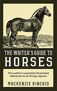 Book cover for The Writer's Guide to Horses
