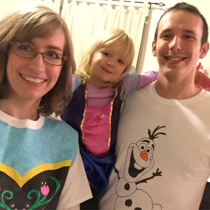 family halloween 2015