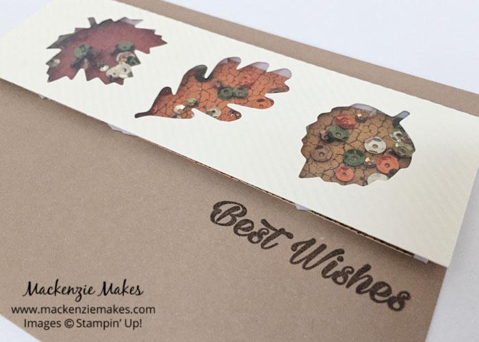 October 2016 Paper Pumpkin: Season of Gratitude – See some alternate card ideas using the Season of Gratitude Paper Pumpkin kit. | #mackenziemakes #makewithme #stampinup | www.mackenziemakes.com