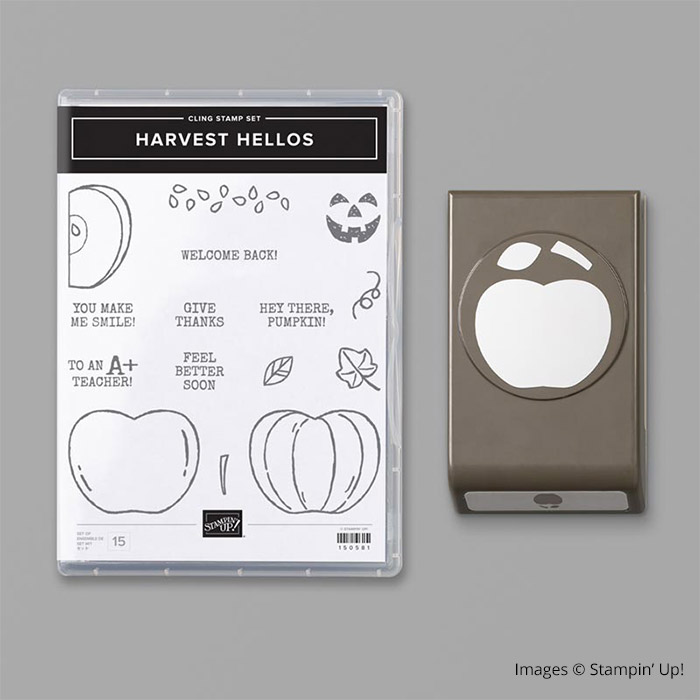 Harvest Hellos Bundle
