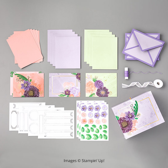 Gorgeous Posies Project Kit1