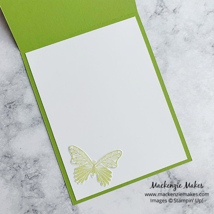 """Friday Craft Time Video - Oh So Ombre Cards – Click through to learn how to make a fun set of """"double ombre"""" cards featuring the Oh So Ombre Designer Series Paper available in the Sale-A-Bration Brochure. 