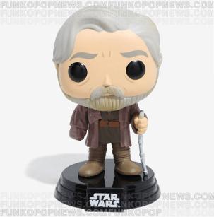 collana Luke The Last Jedi