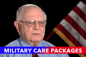 Soldier Care Packages Touch Lives – Testimonial [Video]