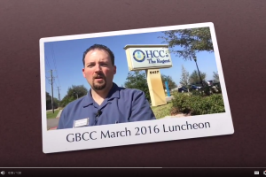 Brandon Chamber Luncheon Highlight Video