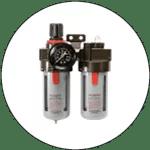 Filtros Reguladores Pneumáticos 10