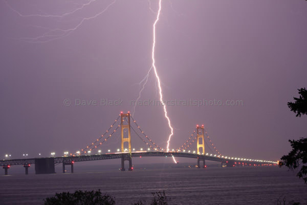 Mackinac Bridge Mackinac Straits Photography Gallery