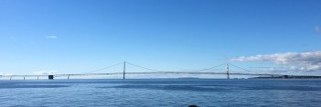 Mackinaw Road- Mackinaw Bridge