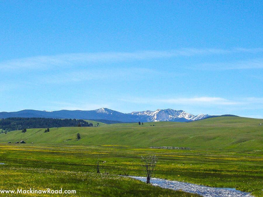 Philipsburg Montana Philipsburg Blue And How They Are