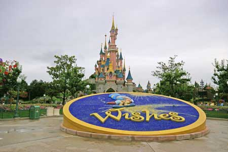 Disneyland Paris Visite Guide Photos Informations