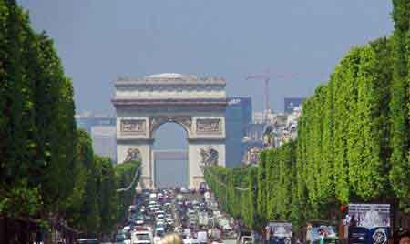 Paris Champs Elyses Visite Guide Informations