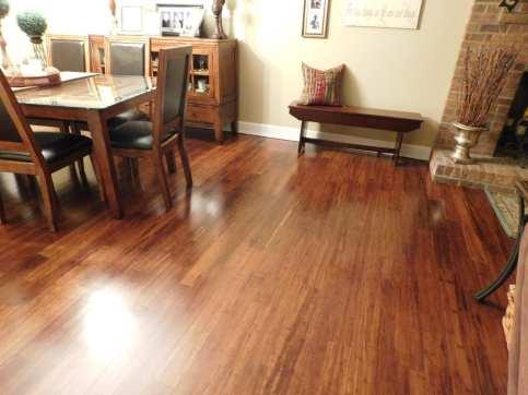 Residential hardwood Flooring 3