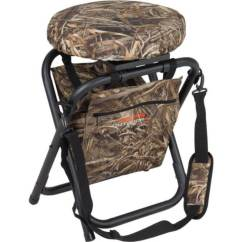 High Chair Deer Stand Desk Chairs For Tall Man Hunting Gear Stools Alps Horizon Swivel Stool Realtree Max 5