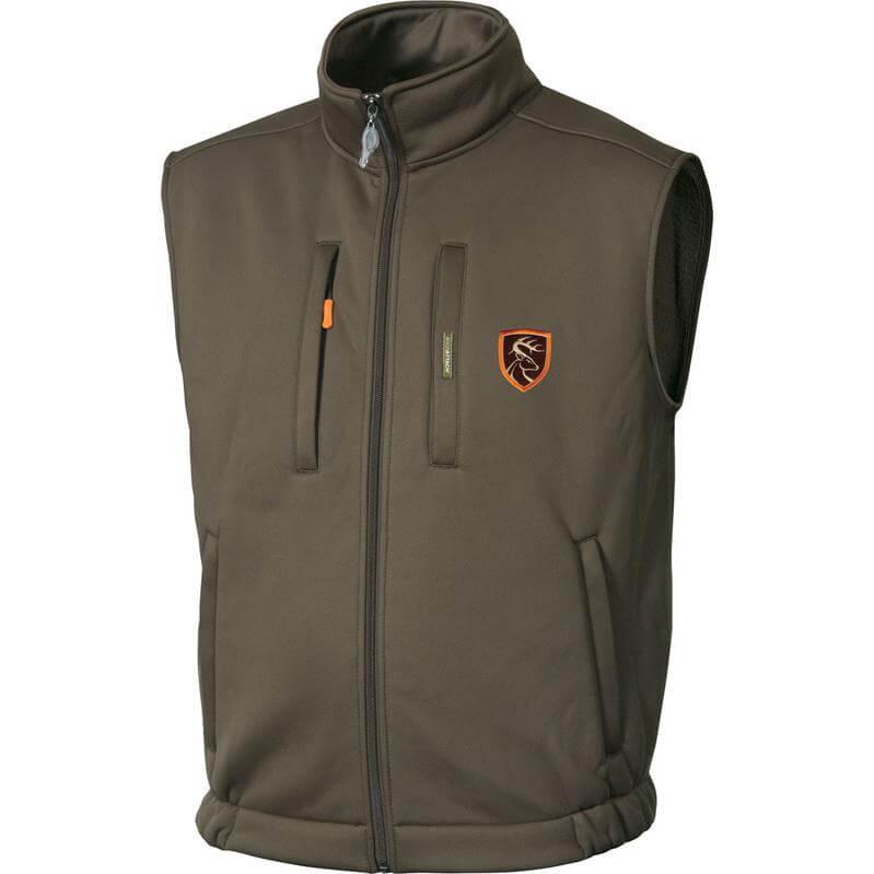 Drake -typical Soft-shell Fleece Vest