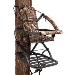 Summit Trophy Chair Review Milo Baughman Mini Viper Climbing Stand