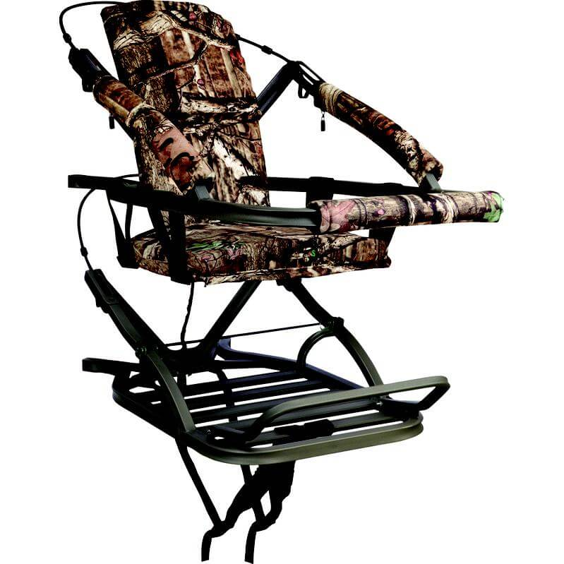 summit trophy chair review tranquil lift treestand replacement cables viper limited